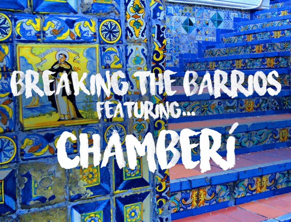 "Chamberí: ""Breaking the Barrios"" Series"