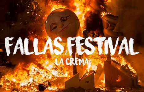 Fallas La Crema, Trips