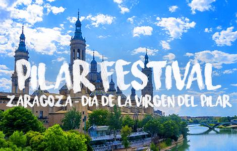 Pilar Festival: Dia de la Virgen