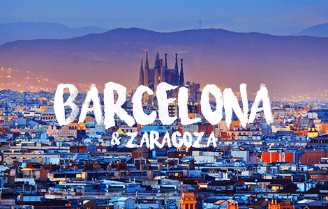 Barcelona & Zaragoza