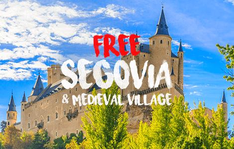Segovia free trip