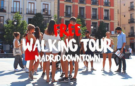 Free Walking Tour: Downtown Madrid