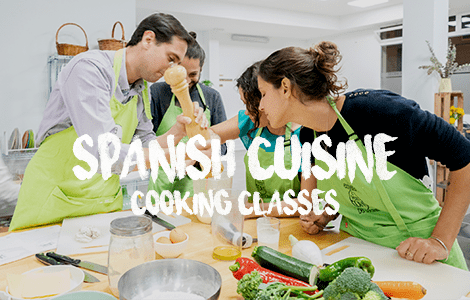 Spanish Cuisine Cooking Classes