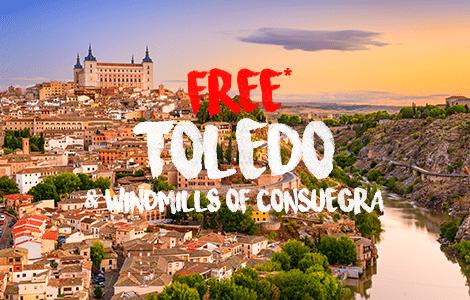 Toledo Free Day Trip